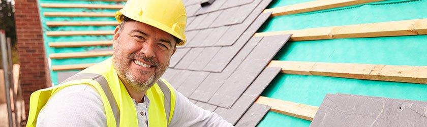 dakwerker in Antwerpen